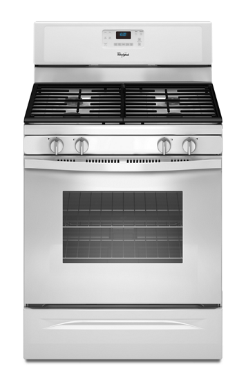 5 0 cu ft freestanding gas range with accubake temperature rh whirlpool com Whirlpool Gas Range Review whirlpool 465 gas stove manual