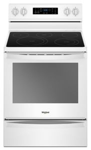 6.4 Cu. Ft. Freestanding Electric Range with Frozen Bake™ Technology
