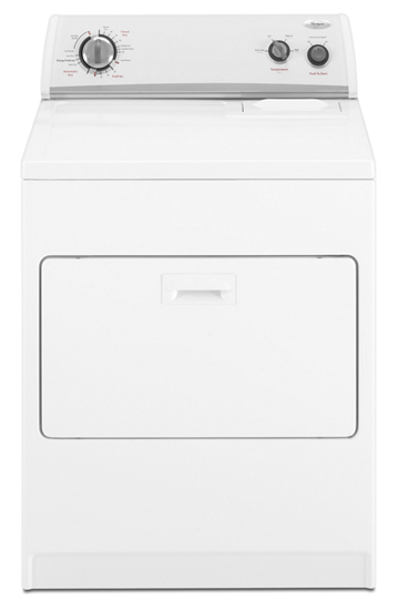image  sc 1 st  Whirlpool & 7.0 cu. ft. Electric Dryer with Wide-Opening Hamper Door | Whirlpool