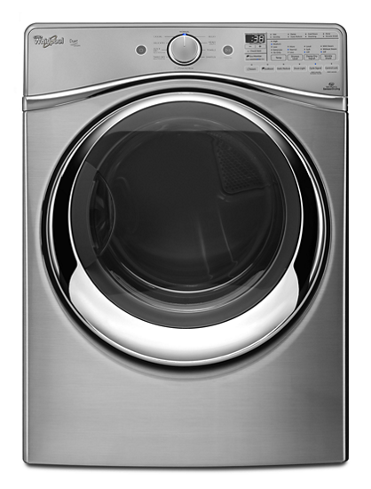 7 3 Cu Ft Duet 174 Front Load Electric Steam Dryer With