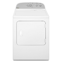 Whirlpool® 7.0 cu. ft. Gas Dryer with Heavy Duty Cycle