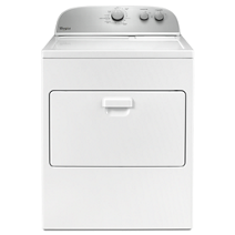 7.0 cu. ft. Top Load Gas Dryer with Wrinkle Shield™ option