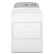 7.0 cu. ft. Top Load Gas Dryer with AutoDry™ Drying System