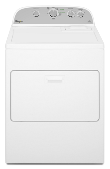 7 0 Cu Ft Top Load Gas Dryer With Wrinkle Shield Plus