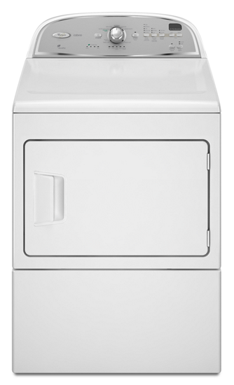 Cabrio 174 High Efficiency Gas Dryer With Eco Monitor Whirlpool