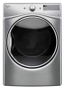 7.4 cu.ft Front Load Gas Dryer with Advanced Moisture Sensing, EcoBoost™