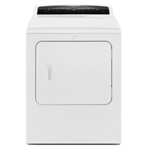 Whirlpool® Cabrio® 7.0 cu. ft.  High-Efficiency Electric Dryer Steam Dryer
