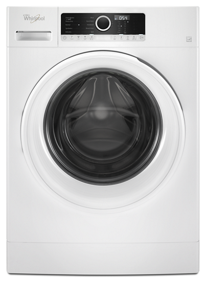 1 9 cu ft compact front load washer with tumblefresh 10 cycles