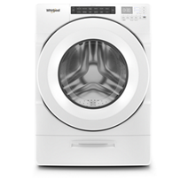 5.2 cu. ft. I.E.C. Closet-Depth Front Load Washer with Load & Go™ Dispenser