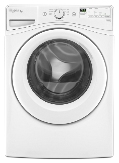 4 2 cu ft duet he front load washing machine with cold wash cycle rh whirlpool com Whirlpool Ice Maker Service Manual Whirlpool Dryer Manual