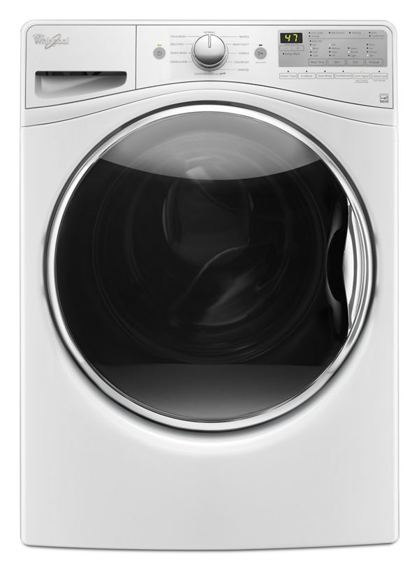 4.5 cu.ft Front Load Washer with ColorLast™, 11 cycles