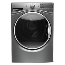 4 5 Cu Ft Front Load Washer With Colorlast 11 Cycles