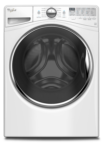 4 2 Cu Ft Front Load Washer With Closet Depth Fit