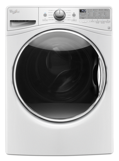 4 5 cu ft front load washer with load go 12 cycles whirlpool rh whirlpool com