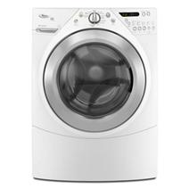 Awe Inspiring White 3 8 Cu Ft Duet Steam Front Load Washer Wfw9550Ww Whirlpool Wiring 101 Cularstreekradiomeanderfmnl