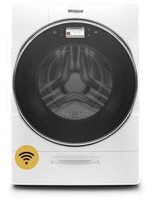 5.8 cu. ft. I.E.C. Smart Front Load Washer with Load & Go™ XL Plus Dispenser
