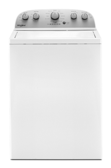 4 3 Cu Ft Top Load Washer With Quick Wash 12 Cycles