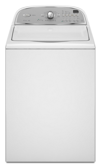 3 6 cu ft cabrio top load washer with 6th sense technology rh whirlpool com Whirlpool Top Load Dryer Whirlpool HE Washer