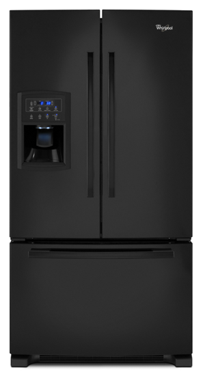 Gold 20 Cu Ft Counter Depth French Door Refrigerator Whirlpool