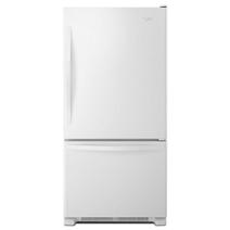 30 Inches Wide Bottom Freezer Refrigerator With SpillGuard™ Glass Shelves    18.7 Cu
