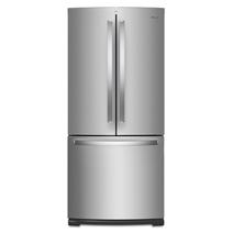 Réfrigérateur à portes françaises, 30 po, 20 pi3