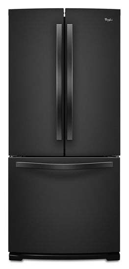 30 Inch Wide French Door Refrigerator 19 7 Cu Ft