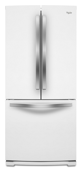 Whirlpool 30 French Door Refrigerator With More Usable Capacity