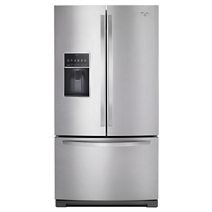 36-inch Wide French Door Bottom Freezer Refrigerator with StoreRight™ System - 27cu. ft.