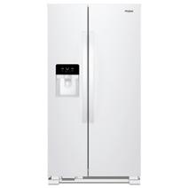 Réfrigérateur côte à côte, 33 po, 21 pi3