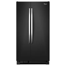 Réfrigérateur côte à côte Whirlpool® 21 pi cu doté de l'éclairage à DEL