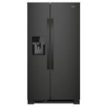 Réfrigérateur côte à côte, 36 po, 25 pi3