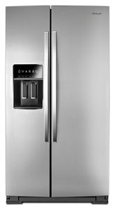 36-inch Wide Side-by-Side Counter Depth Refrigerator - 23 cu. ft.
