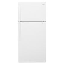 Réfrigérateur à congélateur supérieur Whirlpool® de 28 po avec machine à glaçons en option – 14 pi³