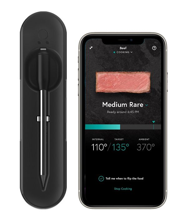 Image of Yummly® Smart Meat Thermometer with Wireless Bluetooth Connectivity