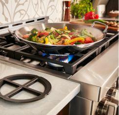 KitchenAid® Side-by-Side Refrigerator.