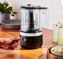Cordless Food Processor