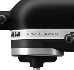 The KitchenAid® Stand Mixer