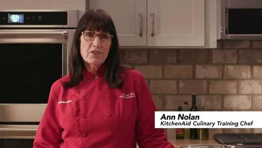 Baking Stone Attachment Demo | Crab Cakes