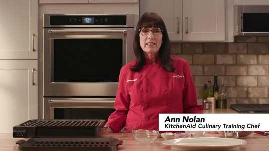 Grill Attachment Demo | Sirloin Chorizo Burgers